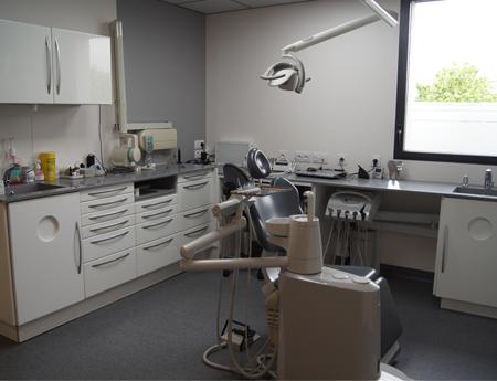 Salle de soins dentaires